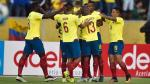 Ecuador goleó 3-0 a Chile por las Eliminatorias Rusia 2018 [Fotos y video] - Noticias de walter ramirez