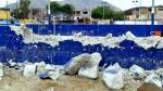 Vecinos de Chorrillos exigen detener demolición de losa deportiva [Video] - Noticias de cesar augusto