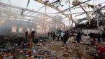 Al menos 140 muertos y 525 heridos es el saldo de un bombardeo sobre Yemen [Fotos] - Noticias de jamie coots