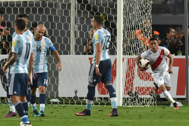 Argentina vs. Paraguay EN  VIVO