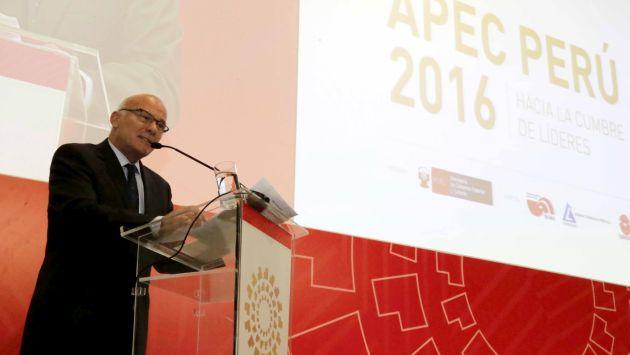 Más de 1,300 empresarios llegarán al país para participar del APEC 2016.