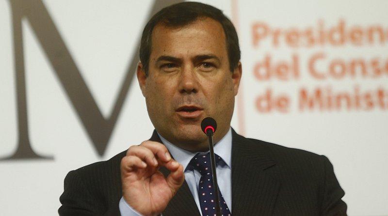 """Bruno Giuffra aseguró que, como plan de acción, se creará una """"obsesión digital"""" en las Mypes. (Perú21)"""