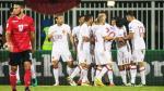 España venció 2-0 a Albania y tomó la punta del grupo G de las Eliminatorias Rusia 2018 [Fotos y video] - Noticias de gerard pique