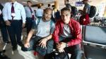 Selección peruana partió rumbo a Santiago con la maleta llena de ilusiones para enfrentar a Chile [Fotos y video] - Noticias de irven avila