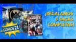 ¡Perú21 regala 3 sagas completas de Cómics21! Entérate cómo participar aquí - Noticias de comics