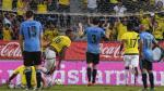 Colombia empató 2-2 contra Uruguay por las Eliminatorias de Rusia 2018 [Fotos y videos] - Noticias de guillermo cuadrado