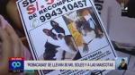 'Robacasas' se llevaron S/30,000 en artefactos y a las mascotas de una vivienda en Comas [Video] - Noticias de delincuentes adolescentes