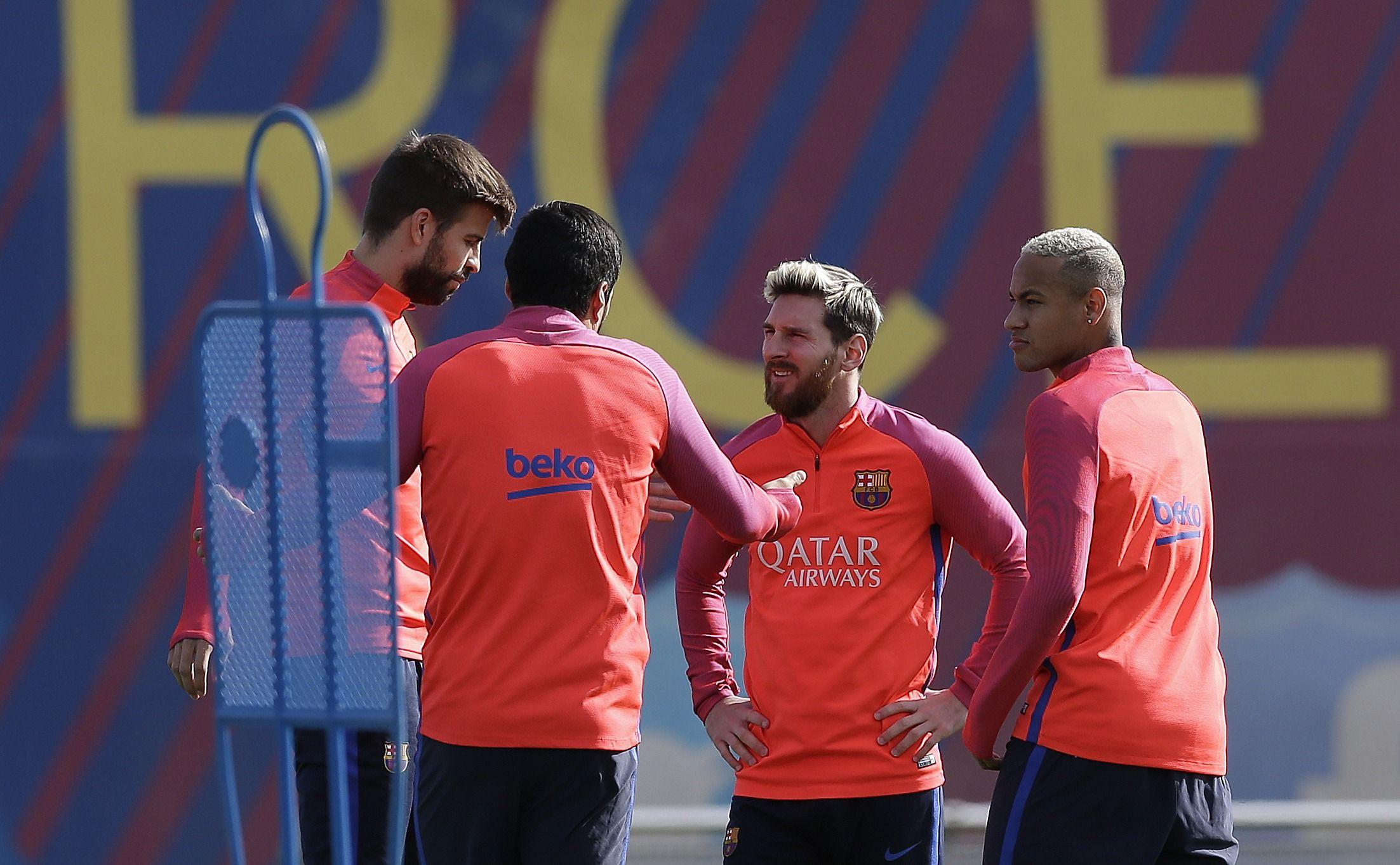 Barcelona Messi volvería a jugar