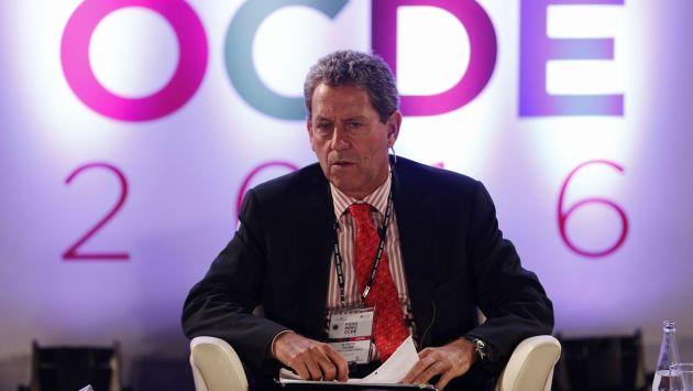 Alfredo Thorne: 'Crecimiento del país se verá estancado en alrededor del 4%'. (Anthony Niño de Guzmán)