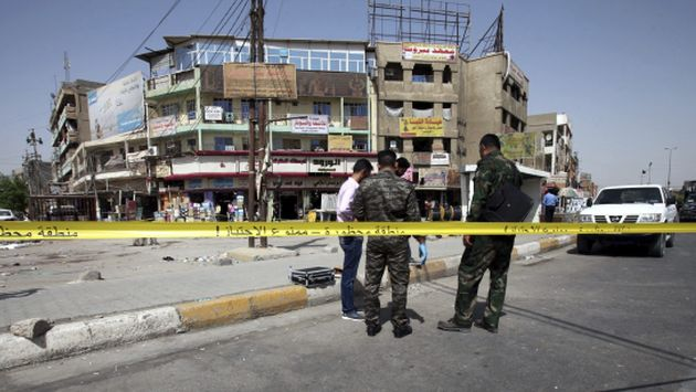 Ataques suicidas en la capital. (USI/Referencial)