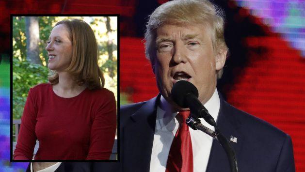 Otra mujer denunció a Donald Trump por intentar besarla en la boca sin su consentimiento. (AP/TheGuardian)