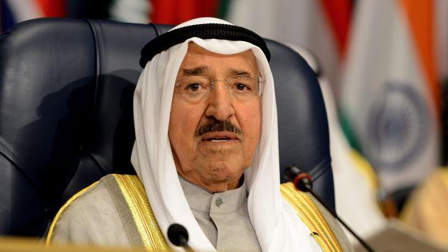 El emir de Kuwait, Sabah al Ahmad Al Sabah, disolvió el Parlamento. (EFE)