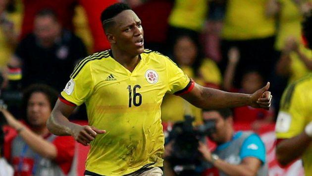 Yerri Mina tiene un preacuerdo con el Barcelona. (Reuters)