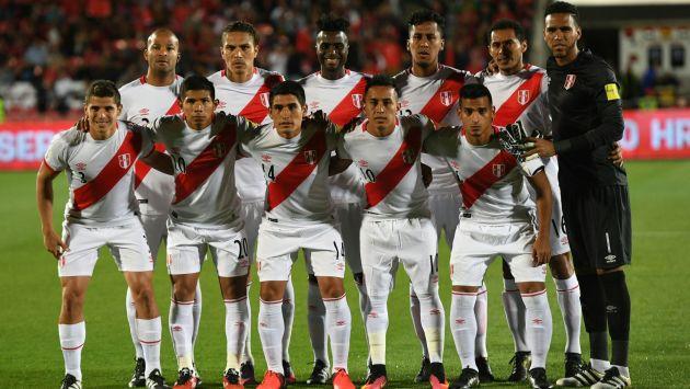 Selección peruana: Conoce el horario de la fecha 11 y 12 de las Eliminatorias Rusia 2018. (AFP)