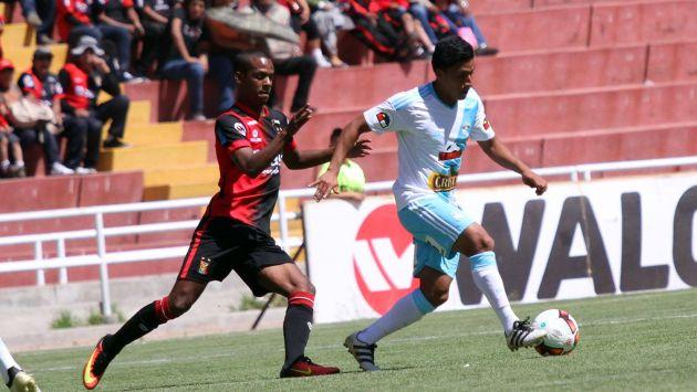 Sporting Cristal cayó 2-0 ante Melgar en Arequipa por la Liguilla A. (Facebook Sporting Cristal)