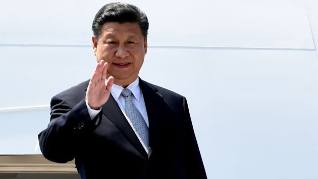 Xi Jinping pidió integración. (AFP)