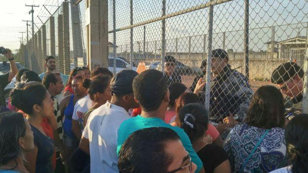 Al menos 25 presos murieron en enfrentamientos en cárcel del norte de Brasil. (EFE)