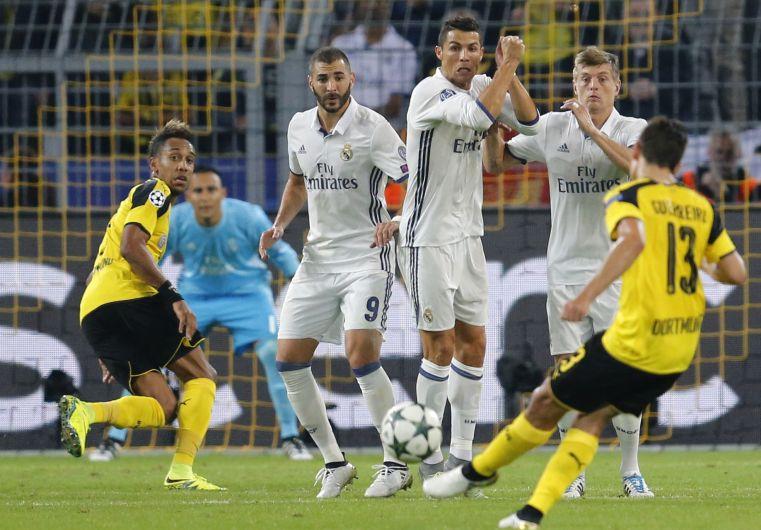Real Madrid vs. Legia Varsovia EN VIVO