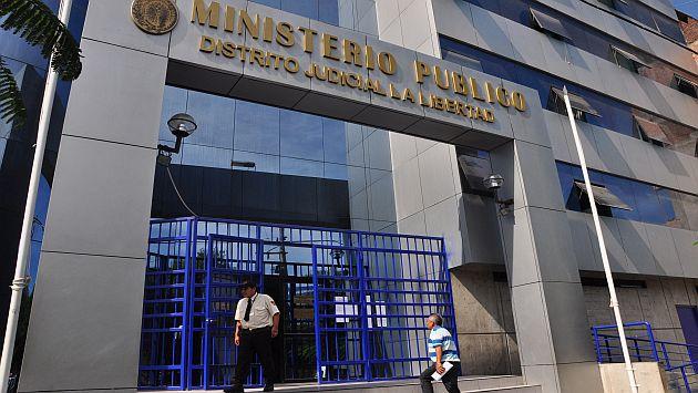 Miembros del Ministerio Público en la mira del crimen organizado. (Alan Benites)