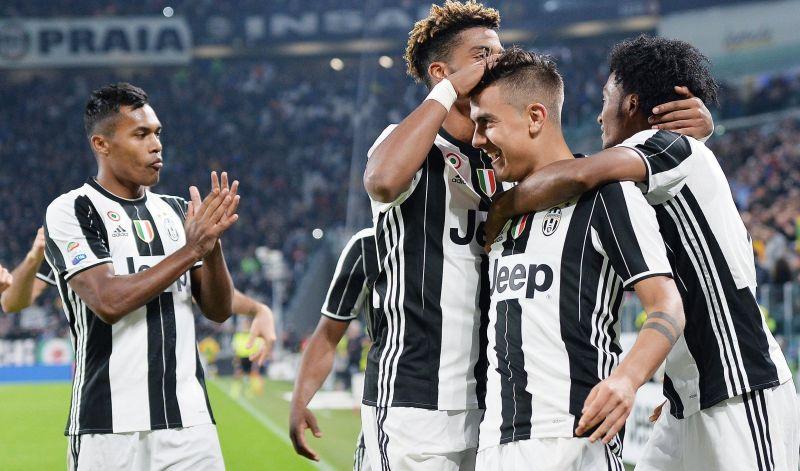 Juventus vs. Olympique de Lyon por la Champions League
