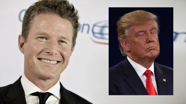 Despiden a presentador que celebró comentarios obscenos de Donald Trump en grabación difundida. (AP)