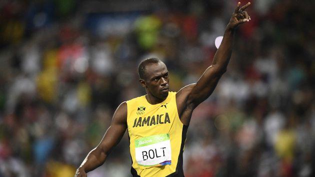Usain Bolt se despedirá de las pistas el 2017. (AFP)