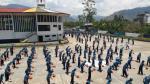 Más de 500 escolares de Mazamari tuvieron festival deportivo - Noticias de junipero serra