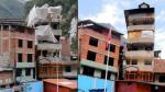 Demolieron edificio de 7 pisos en Machu Picchu dado que rompe con parámetros urbanos - Noticias de demoliciones