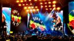 Guns N' Roses tendrá el escenario más grande hecho en Perú - Noticias de lenny kravitz
