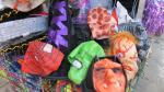 Incautan 'trinches de diablo', calabazas y 'pokébolas' que iban a ser comercializados en Halloween - Noticias de parte ii
