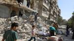 Rusia y Siria detendrán bombardeos en Alepo durante 8 horas este jueves - Noticias de onu