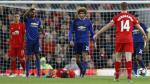 Liverpool y Manchester United empataron 0-0 por la fecha 8 de la Premier League [Fotos y video] - Noticias de david rojas