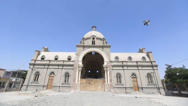 La construcción de la obra costará más de de 23 millones de soles y estará a cargo de un empresa privada. (Perú21)