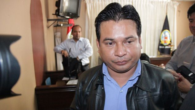 El suspendido alcalde de Pacora, Jaime Urbina, sigue en la clandestinidad. (USI)
