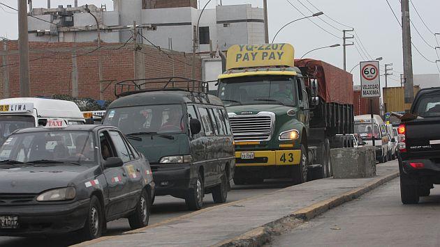Callao: Obra de avenida Gambetta habría ocasionado pérdidas de S/55 millones, según Contraloría. (USI)