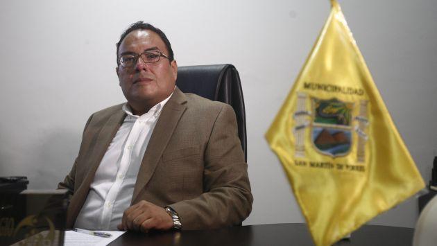 Denunciado por el presunto delito de favorecimiento a la prostitución a menor de edad en calidad de usuario. (Renzo Salazar)