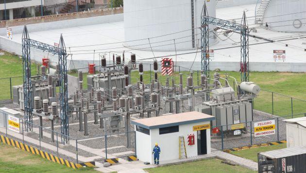 Integración. Tendido eléctrico uniría el norte del Perú con el sur de Chile, de Tacna a Arica. (Heiner Aparicio)