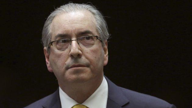 Principal impulsor de la destitución de Dilma Rousseff en Brasil es detenido por corrupción. (AP)