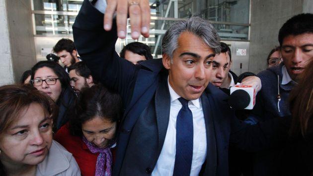 Candidato presidencial chileno Marco Enríquez-Ominami es imputado por corrupción. (AFP)