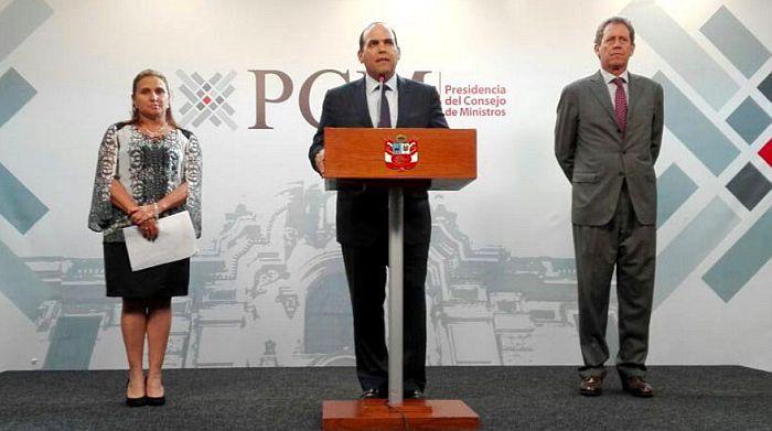 Consejo de Ministros aprobó decreto legislativo sobre muerte civil para funcionarios corruptos. (@MinJusDDHH_Peru en Twitter)