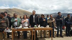Vizcarra sobre diálogo en Las Bambas: