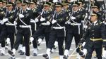 Comisión de Presupuesto aprobó adelantar aumento a policías y militares - Noticias de cecilia chacon