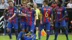Barcelona ganó 3 a 2 frente a Valencia y se coloca en la punta de la Liga española [Fotos y video] - Noticias de mario moreno