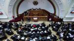 Parlamento de Venezuela inició sesión para debatir medidas tras la suspensión del referéndum revocatorio (Asamblea Nacional).