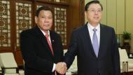 Presidente de Filipinas anuncia su