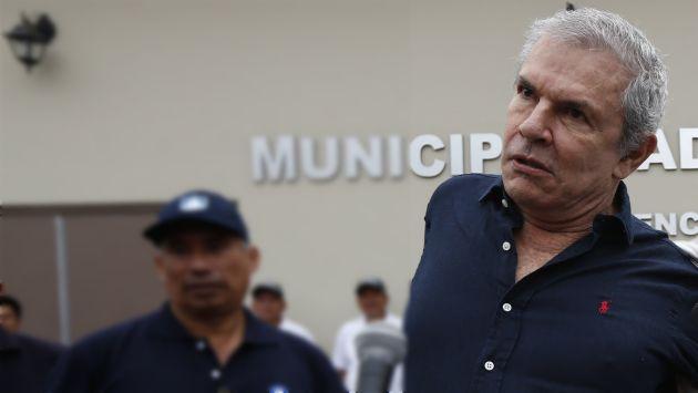 Fiscalía inicia indagaciones a Castañeda por presuntas negociaciones con OAS