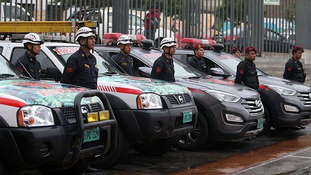 Policías y militares cobrarán el quinto tramo de aumento de remuneraciones este lunes. (USI)
