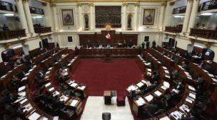 Congreso aprobó moción que condena actos del régimen de Maduro en Venezuela