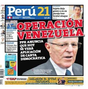 Operación Venezuela