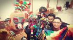 Rockpata: la banda musical que fusiona el rock con zampoñas y quenas - Noticias de universidad ricardo palma